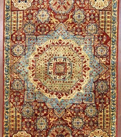 Oriental Mamluk Rug