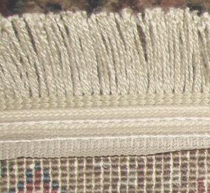 Machine Made Carpet Fringe