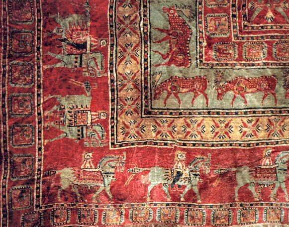 Oldest rug known